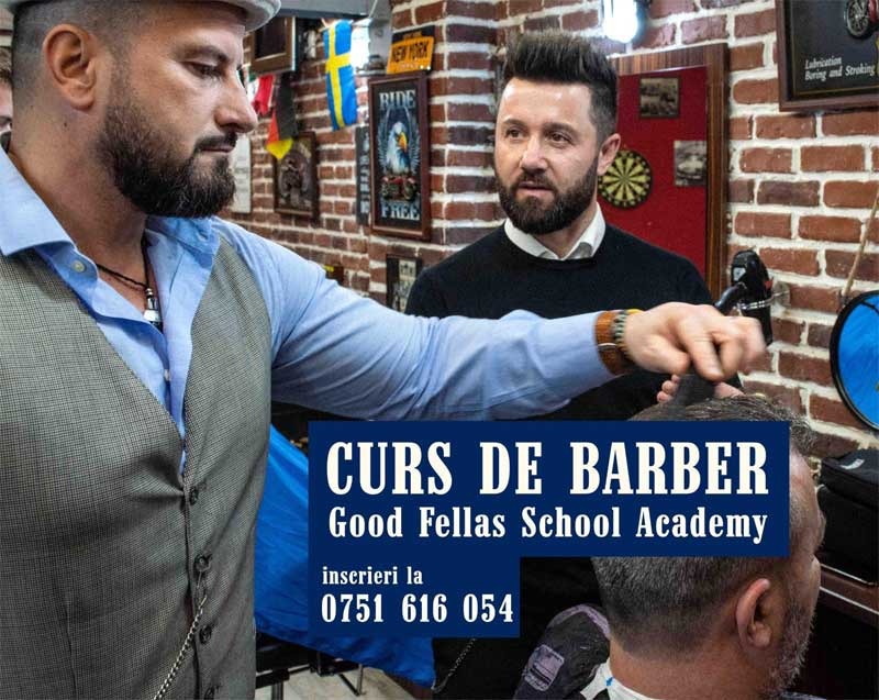 curs barbering cluj