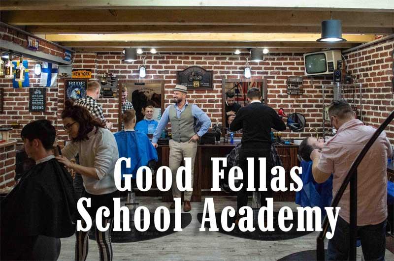 barber school academy