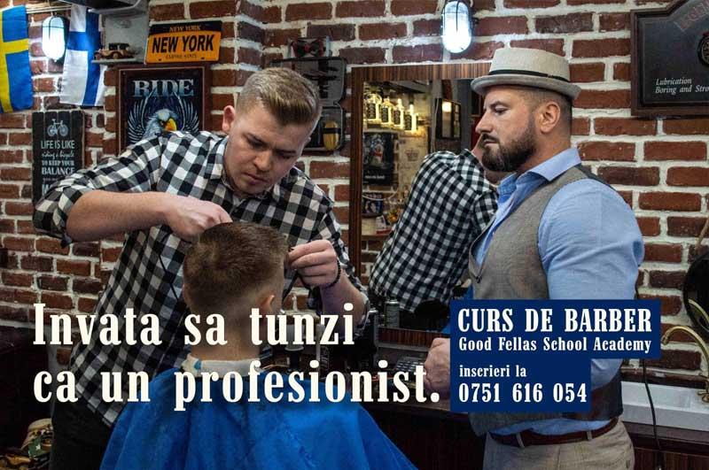 curs frizerie cluj